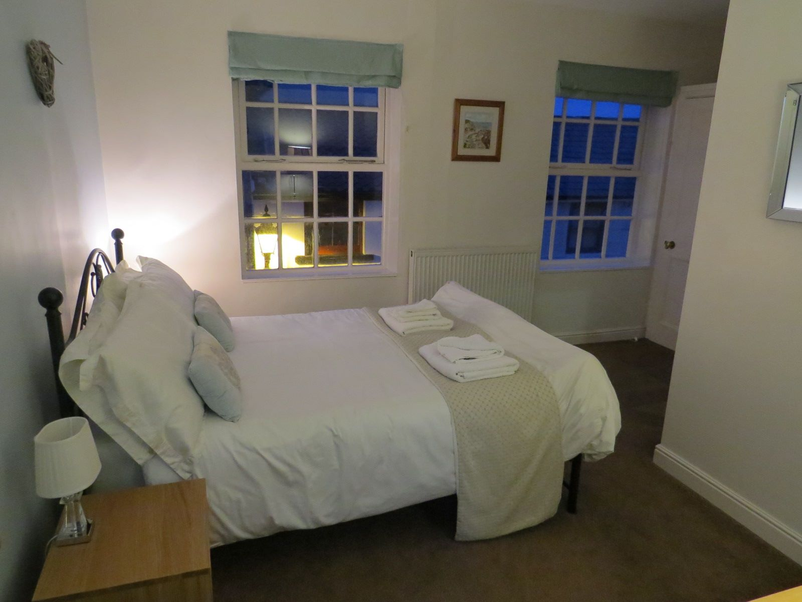 Room 2, from £85 per night, Double En-suite, Bed & Breakfast